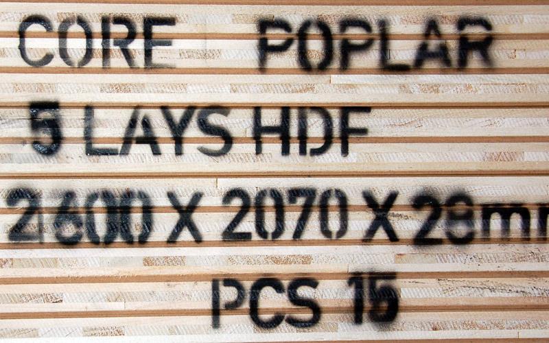 Merisier Bois Dur Ou Mou : Panneaux ?b?nisterie bois massif : feuillus, exotiques, r?sineux :